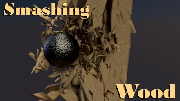 Smashing Wood title