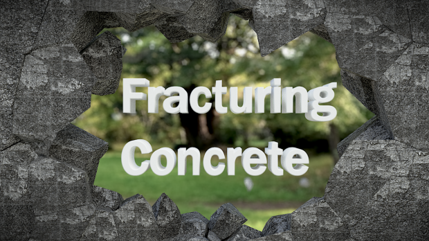 Fractured Concrete title